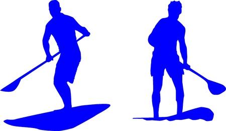paddling: Stand up Paddling