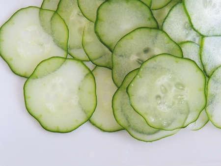 Cucumber slice (Grown in Japan)