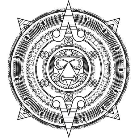 Mayar Stone Illustration