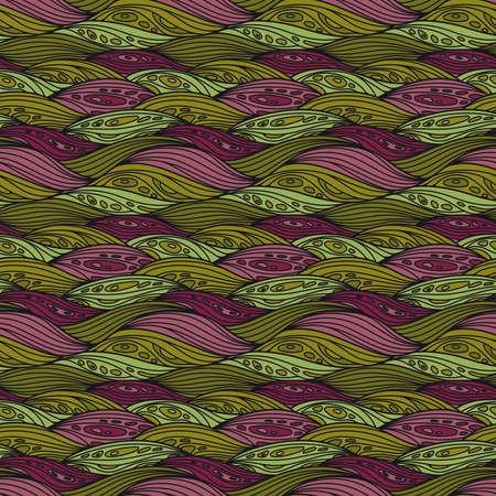 meiosis: Dusty Textile Pattern