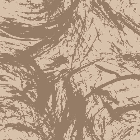 traced: Seamless vector grunge texture traced scratched surface Illustration