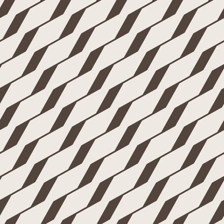 Seamless vector geometric abstract pattern of polylines Illustration