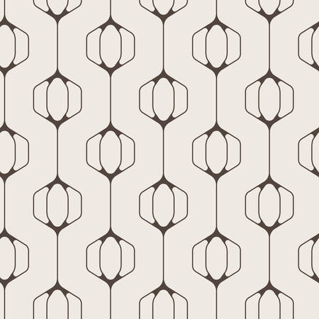 bonbonniere: Seamless vector abstract geometric pattern of the elements similar bonbonniere