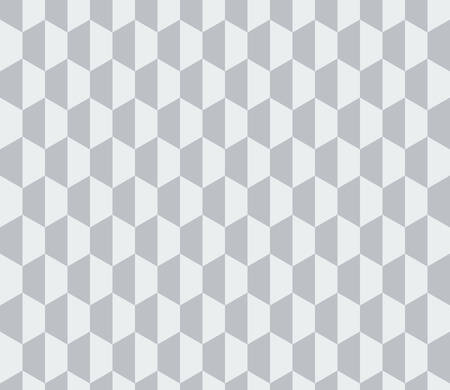 twill: Vector seamless background of colored hexagons in two colors