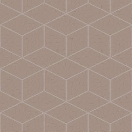 com escamas: Teste padr�o sem emenda do vetor abstrato de diamantes com uma textura escamosa Ilustra��o
