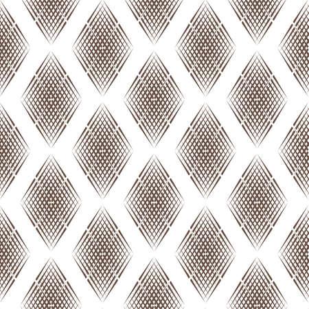 Vector seamless pattern de lignes dans le style de la gravure Banque d'images - 45281781