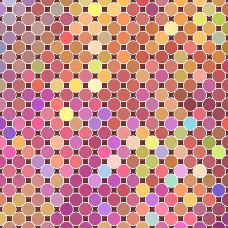 electronic background: Electronic background of pink dots with a white outline Stock Photo