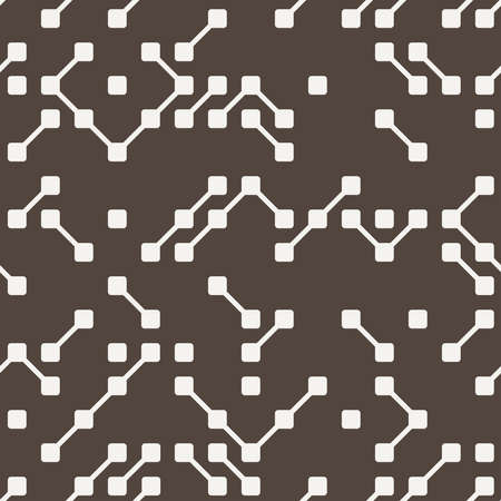mishmash: Seamless pattern in the digital style of the motherboard