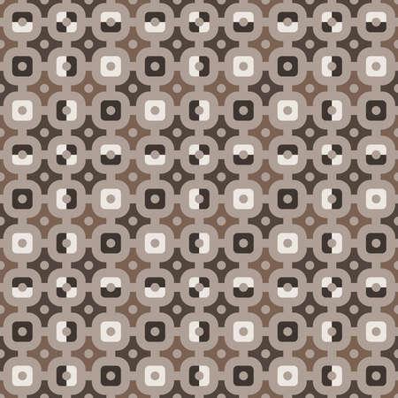 mishmash: Seamless geometric pattern Stock Photo