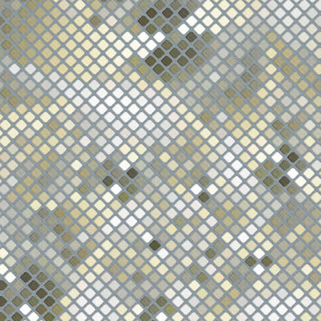 constrictor: Sand Mosaic Background Illustration