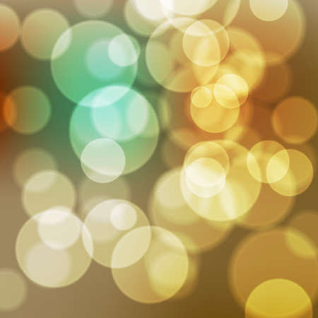outdoor glamour: Bright vector background with bokeh effect. Wallpaper. Stock Photo
