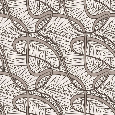 thickness: Seamless pattern abstratny of lines of different thickness and geometric texture