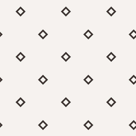 contrasting: Vector seamless pattern of squares in contrasting colors Illustration
