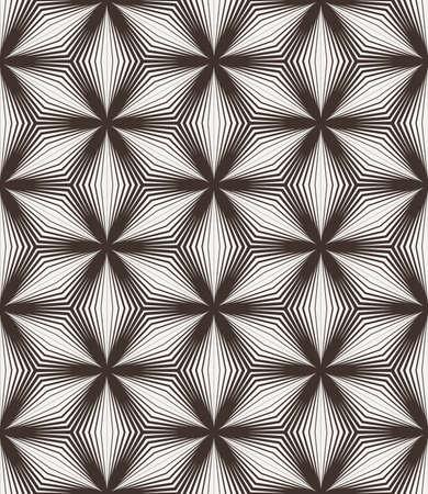Abstract seamless diamond pattern. Lined geometry.