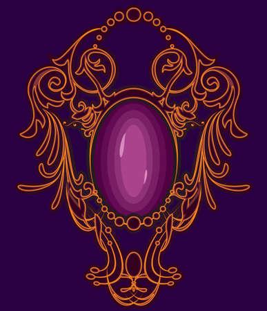 fashion jewelry:  jewelry Illustration