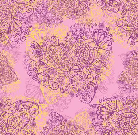 seamless Valentine background Vector