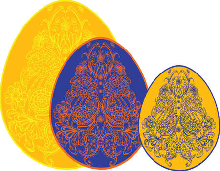 pasch: Decorative easter egg