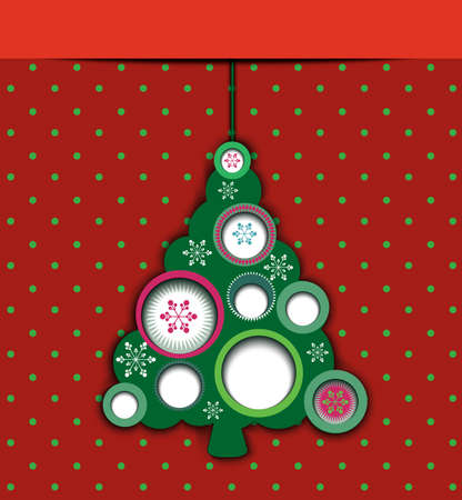 Christmas background Stock Vector - 17714493
