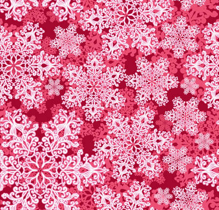 Christmas seamless background Stock Vector - 17714520
