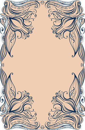Vintage background Stock Vector - 18156117