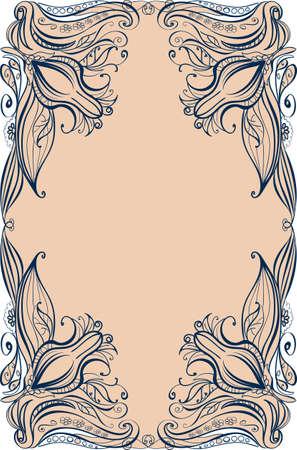 Vintage background Stock Vector - 18156117