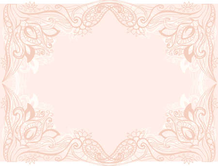 Floral frame Stock Vector - 18158870