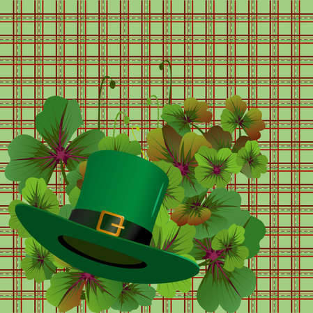 St  Patrick s day Stock Vector - 18161347