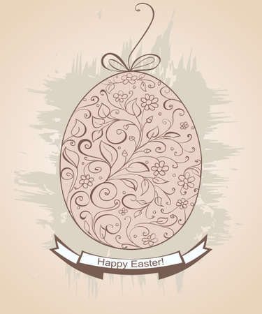 Easter background Stock Vector - 18841424
