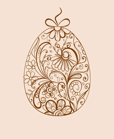 Easter egg Stock Vector - 18841408