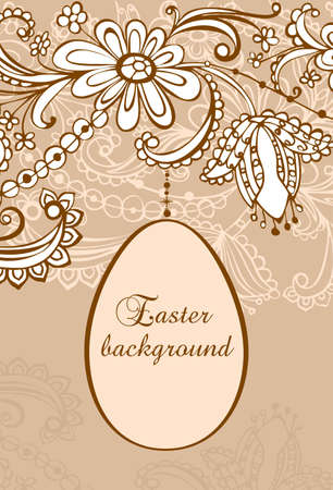 Easter egg Stock Vector - 19146307