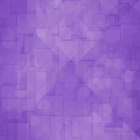 voilet: Abstract Pattern - Triangle and Square pattern in purple and violet colors Stock Photo