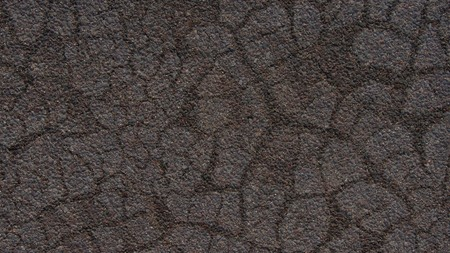 lack water: Realistic Illustration of Cracked Mud Soil with stones  by Lack of Water