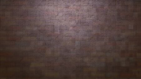 Abstract Background texture of a brick wall