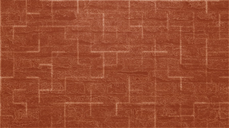 Abstract red textured geometric seamless pattern background