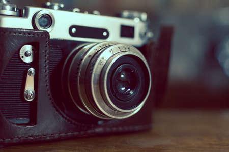 復古相機 版權商用圖片