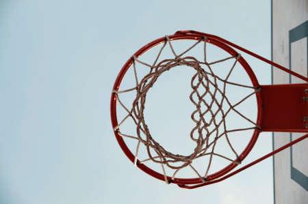 net: Under the hoop