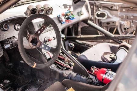 race car 版權商用圖片