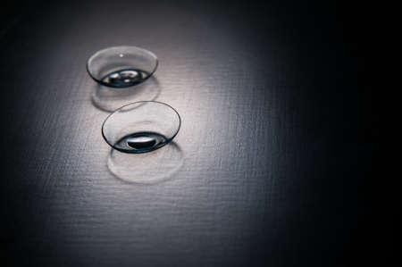 contact lenses 版權商用圖片