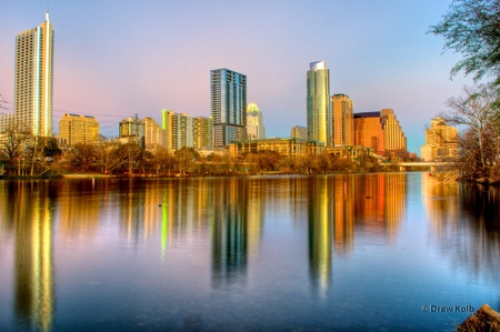 Downtown Austin Skyline