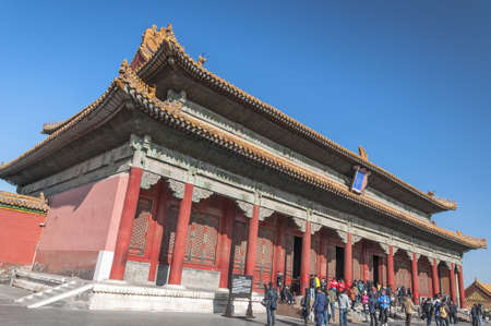Forbidden City Stock Photo - 15670216