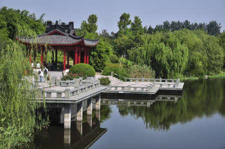 Xiasha park in hangzhou, China Stock Photo - 15694265