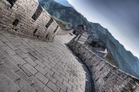 Great Wall at Mutianyu Stock Photo - 15989104