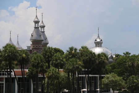Tampa, July 09, 2016 - University of Tampa Minarets Editorial
