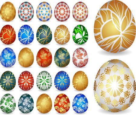 printing logo: easter egg