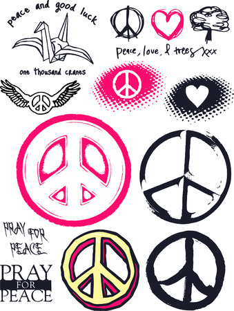 gentillesse: ic�ne de la paix Illustration