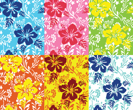 swell: floral background