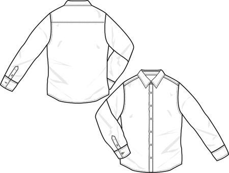 Boy and men formal shirts