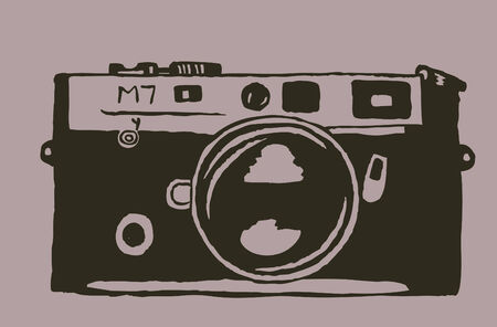 fotografi: Fotocamera