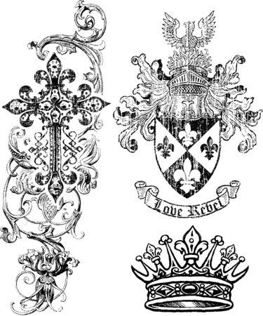 Royalty element