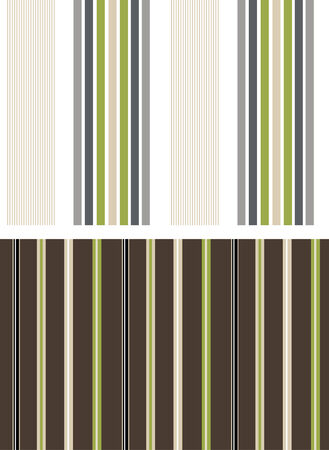stripe pattern collection Stock Vector - 5411572